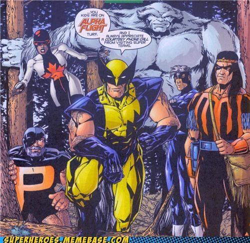 Canada Random Heroics superherhoes - 4929350144