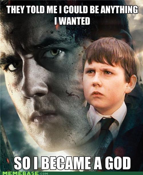 best of week god Harry Potter hero longbottom neville PTSD Clarinet Kid - 4929612288