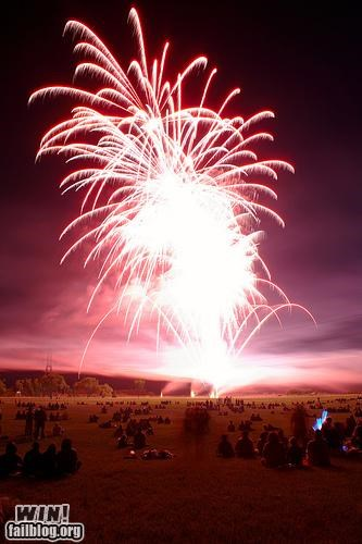 awesome celebrations fireworks fourth of july holiday - 4929830912