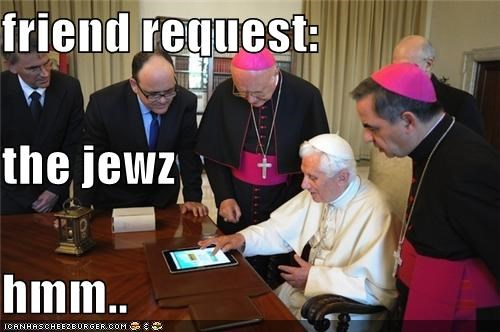 political pictures Pope Benedict XVI - 4930695168