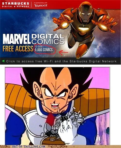 avengers comics marvel over 9000 - 4932239616
