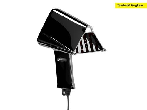 blow dryer darth vader star wars Toyz - 4932386560