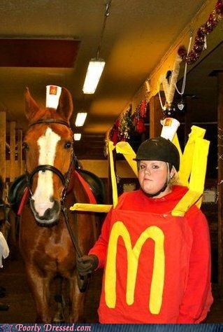 cups Horse Racing McDonald's