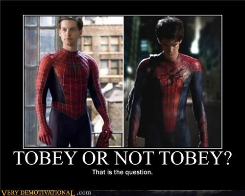 hilarious,movies,Spider-Man,toby mcguire