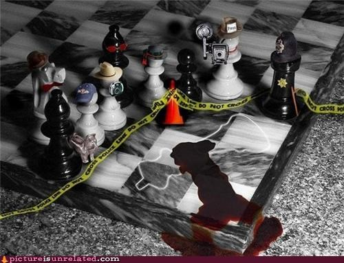 art checkmate chess dead king Photo wtf - 4934216704