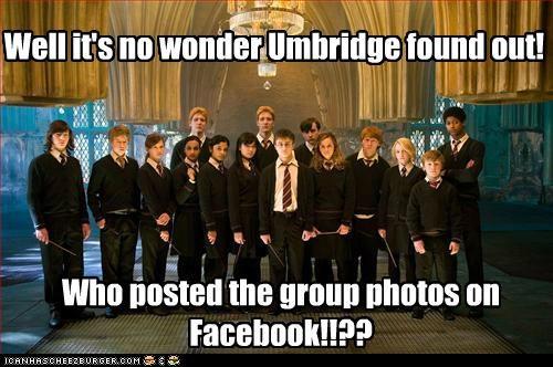Daniel Radcliffe emma watson funny Harry Potter Movie rupert grint sci fi - 4934726912