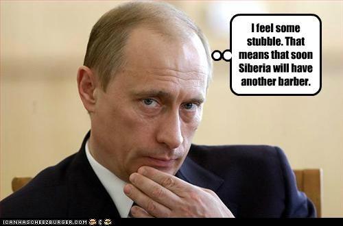 political pictures Vladimir Putin vladurday - 4934830848
