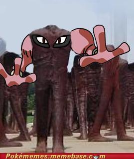 hitmonlee IRL sculpture statue - 4936176128