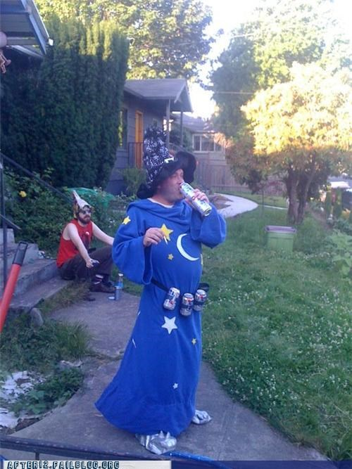 beer can costume pbr wizard - 4936835072