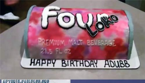 birthday,cake,four loko