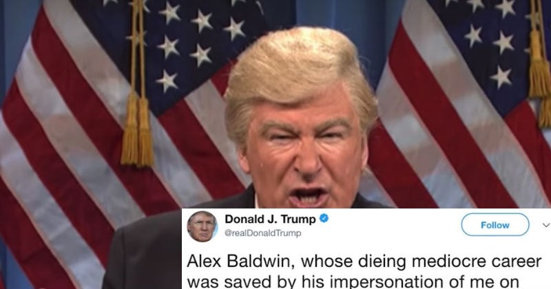 Donald Trump vs. Alec Baldwin