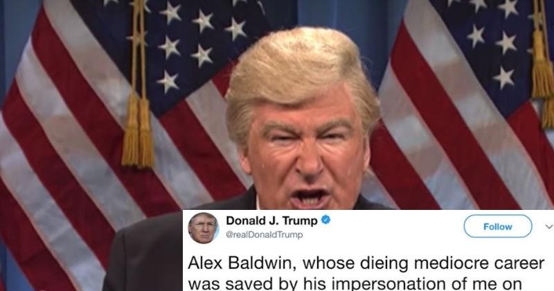 Donald Trump vs. Alec Baldwin