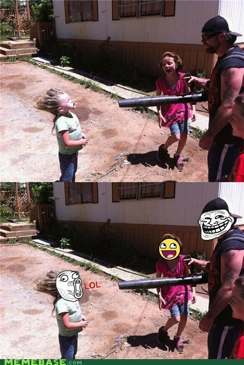 awesome faces family lol Memes troll - 4937586176