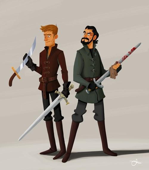 ser bronne margaery tyrion Game of Thrones season five varys jaime lannister cersei - 493829