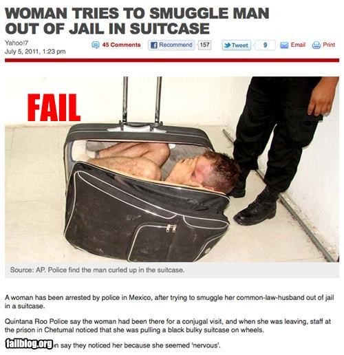 failboat g rate poll prison break Probably bad News stupid criminals - 4940464640