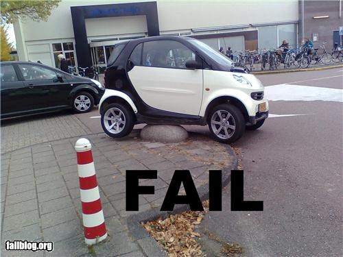 cars,crash,g rated,irony,smart car