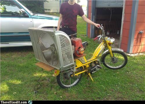 bike fan scooter wtf - 4941244672
