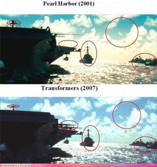 funny Hall of Fame Movie pearl harbor transformers - 4941440000