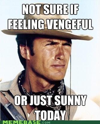 bad Clint Eastwood dollars fistful fry good sergio leone ugly western - 4941484288
