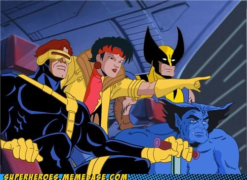 awesome cartoons Music Saturday Morning Cartoons x men - 4941580032
