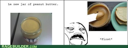 first peanut butter Rage Comics smooth sweet jesus have mercy - 4941604096