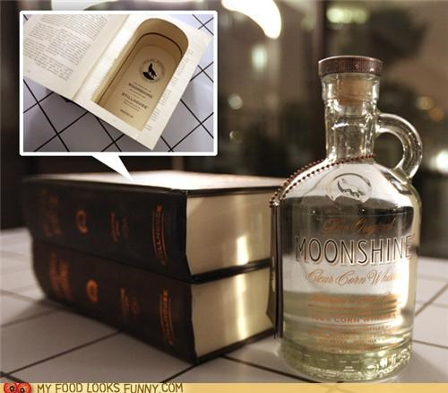 alcohol book booze hide moonshine - 4941994752