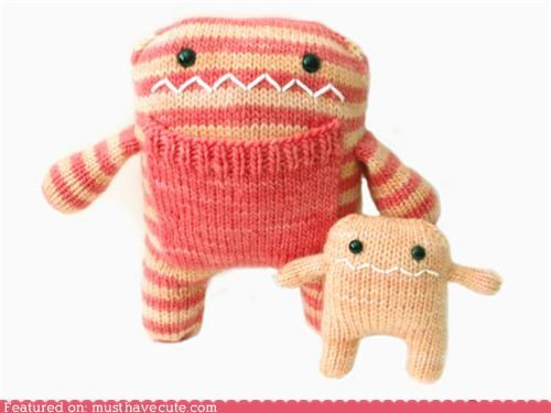 kid,knit,mom,parent,Plush,pouch,stripes