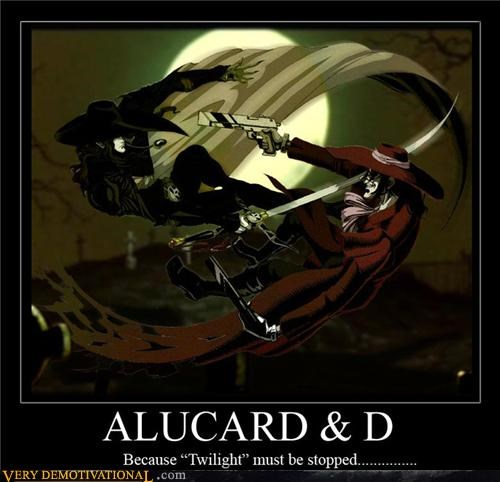 alucard,anime,D,hilarious,twilight,vampires