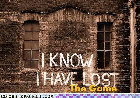 graffiti,hipsterlulz,lost,old building,the game