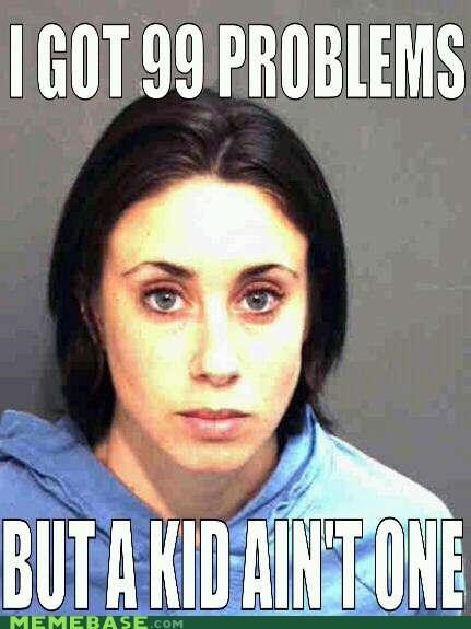 Casey Anthony Jay Z kids lyrics Memes problems - 4942786560