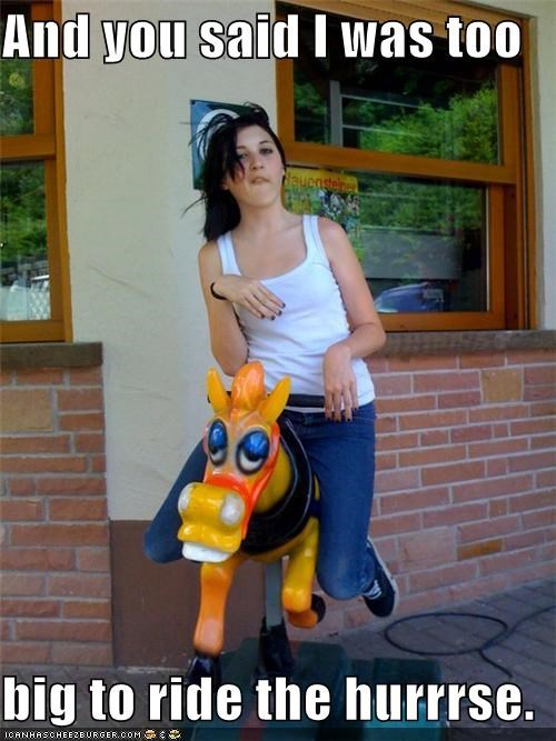 derp horse ride that face t-rex hands - 4944216832