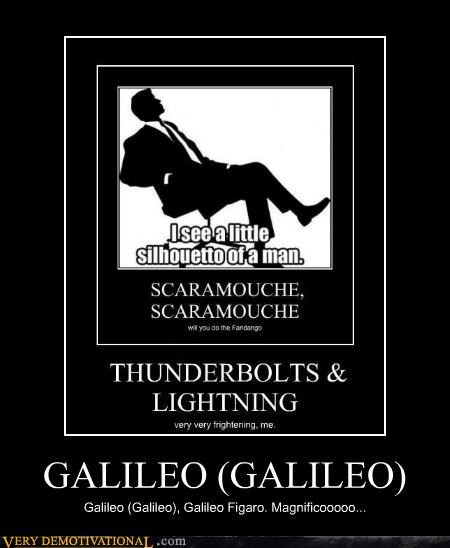bohemian rhapsody,galileo,hilarious,queen