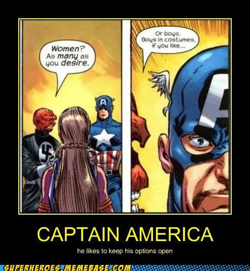 boys in costumes captain america Red Skull Super-Lols - 4945195776