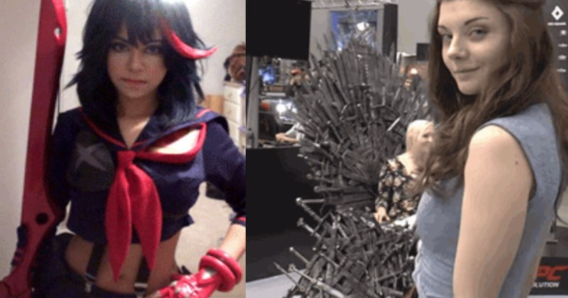 cosplay gifs awesome win - 4945669