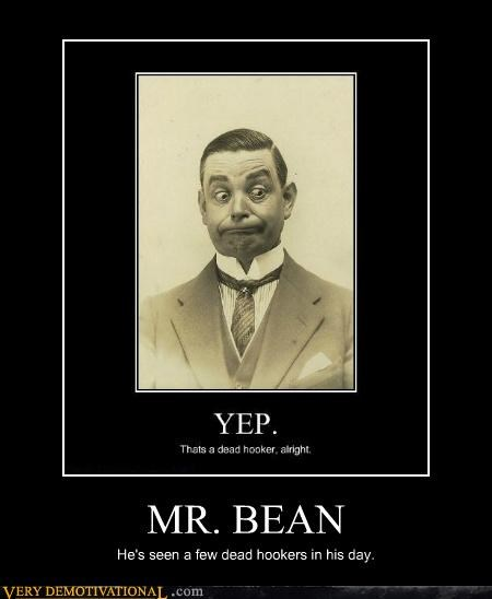 Mr. Bean Knows How the World Works
