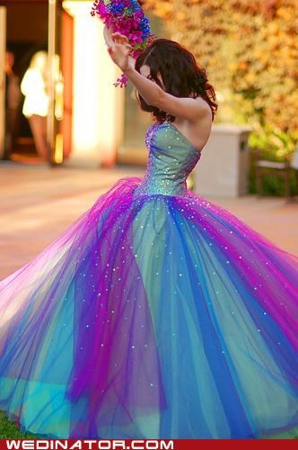 bridal couture bridal fashion funny wedding photos Hall of Fame pretty or not wedding dress