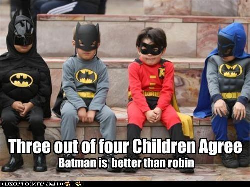 batman costume halloween kids robin Super-Lols - 4946241024
