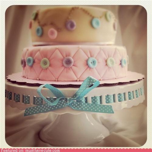 buttons cake epicute fondant - 4946299136