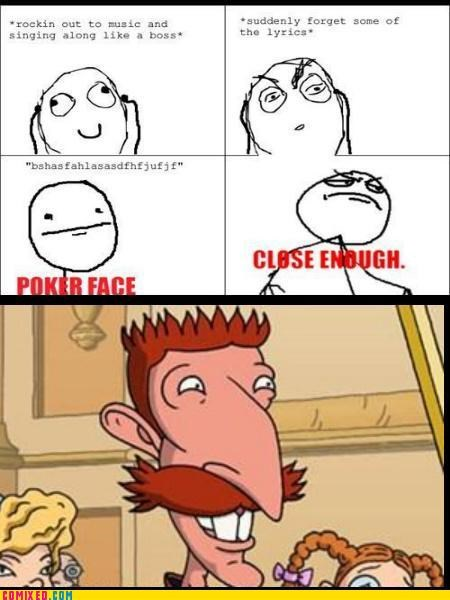 blarg,lyrics,nigel thornberry,rage comic,the internets,The Wild Thornberrys