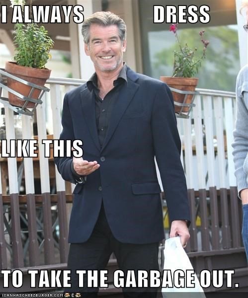 actor celeb funny pierce brosnan sexy - 4948139776