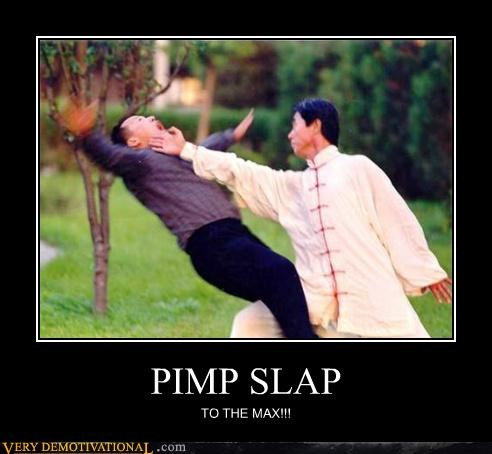 hilarious,martial arts,pimp slap,smack