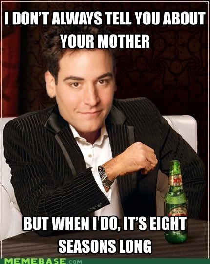 Father how i met your mother seasons story the most interesting man in the world - 4948876800