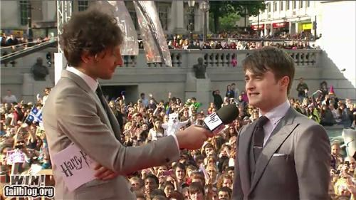 celebritites,costume,crowds,Harry Potter,standing out