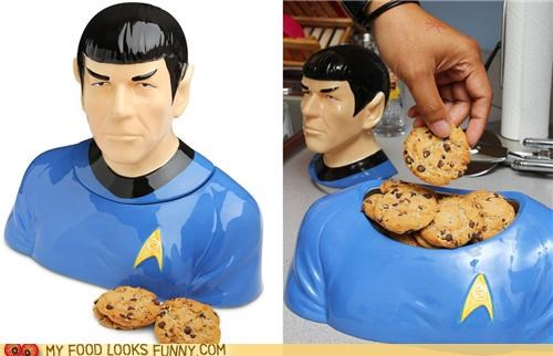 cookie jar,cookies,jar,logic,Spock,Star Trek,Vulcan