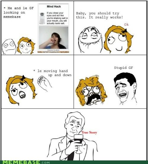 mind hack Rage Comics salt true story - 4949753600