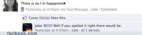 facepalm spelling witty reply - 4950239488