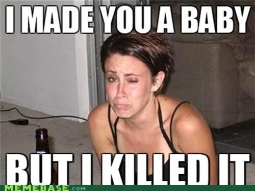 baby Casey Anthony eated Memes murder trial - 4950386944