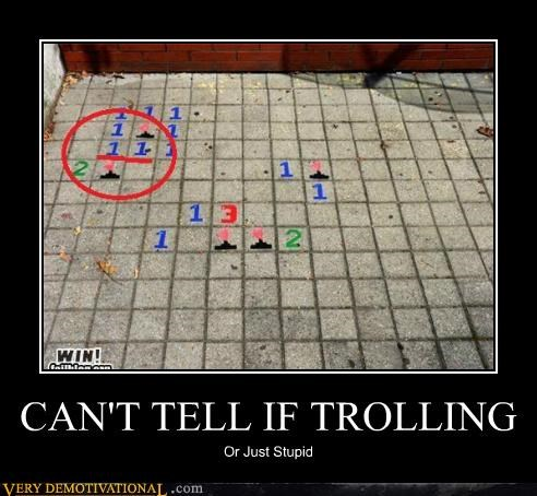 hilarious,Minesweeper,stupid,trolling