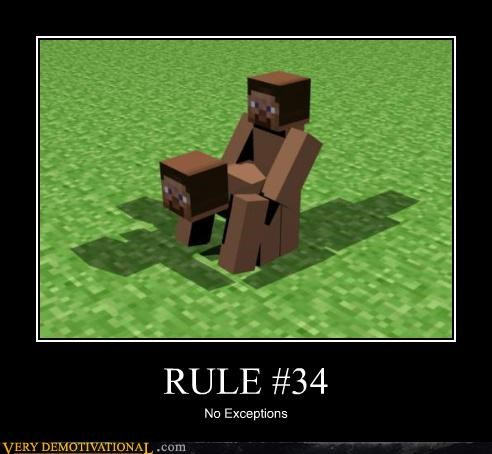 hilarious mine craft minecraft Rule 34 wtf