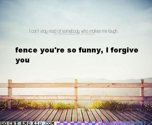 angry emolulz fence funny wtf - 4952003840
